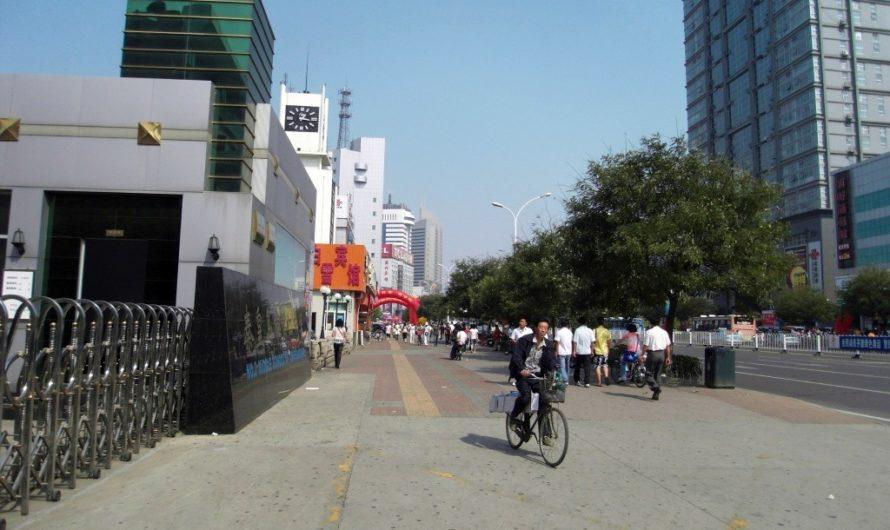 Предпоследний день в Бейдайхэ и заготовка сувениров в Циньхуандао