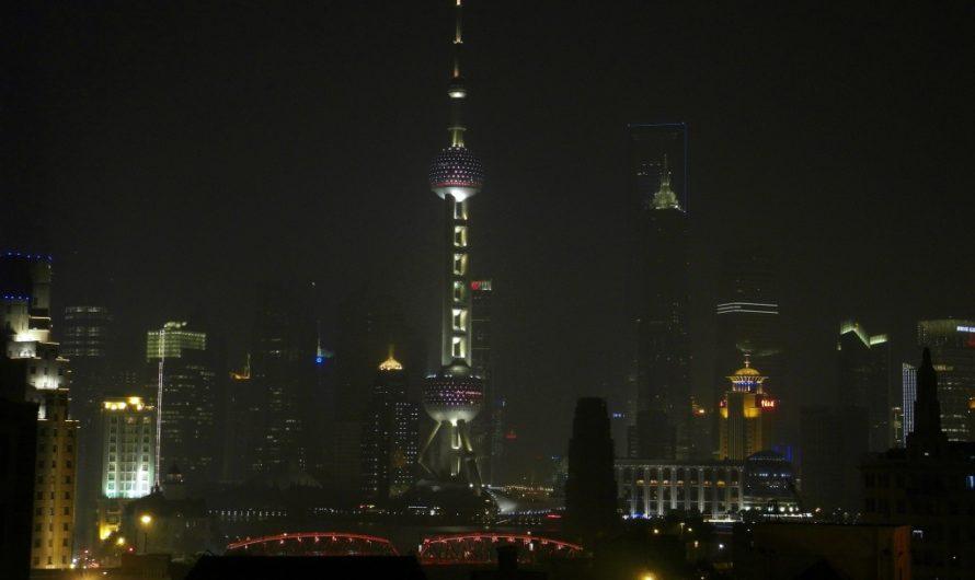 Прогулки по окрестностям гостиницы New Asia в Шанхае
