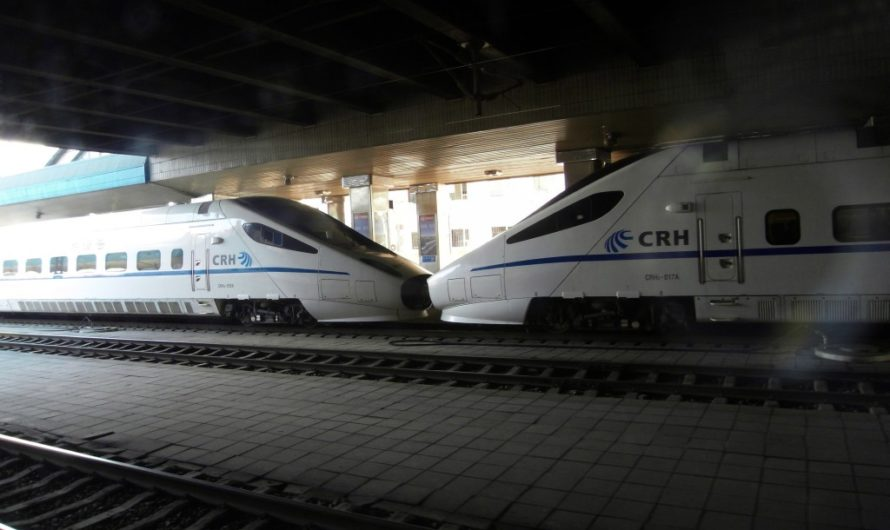 Весь день еду на поезде из Янтая в Харбин