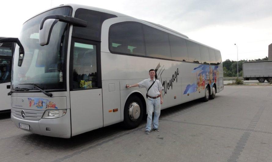Прохождение польской границы и переезд в Чехию