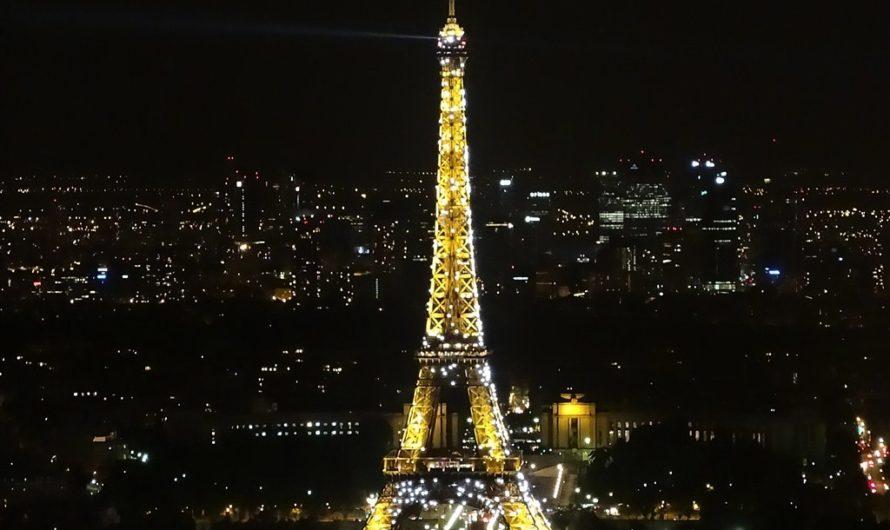 Первый день в Париже и сразу на Монмартр а вечером нас ждет башня Монпарнас