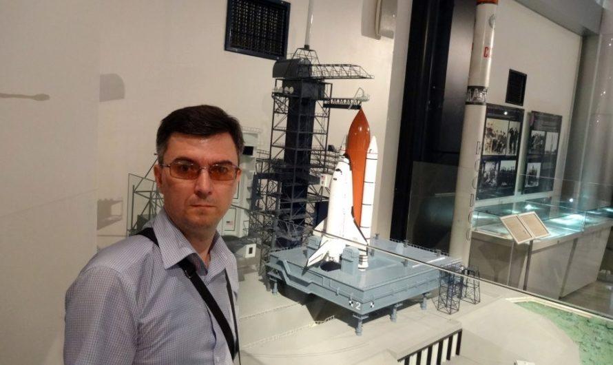 Заглянули в московский музей космонавтики на ВДНХ