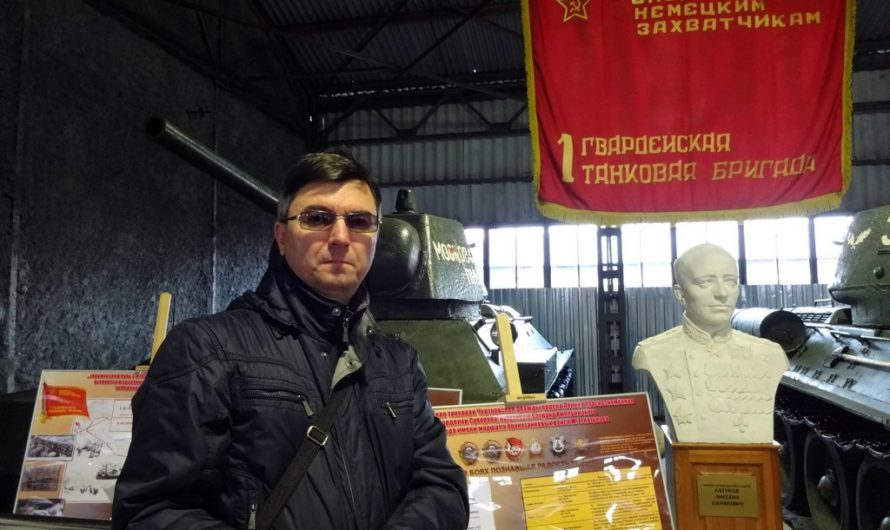 Поездка в музейный комплекс парка Патриот