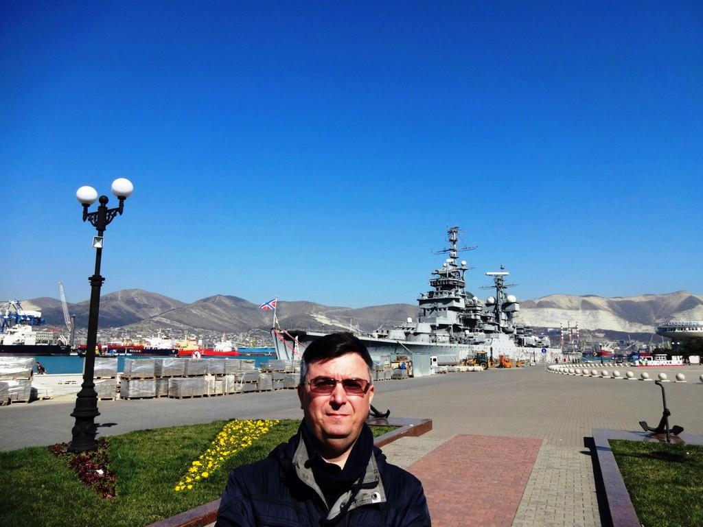 Самостоятельная поездка в Новороссийск